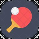 Tennis Ping Pong Icon