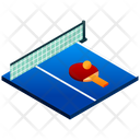 Table Tennis Field Tennis Table Tennis Icon