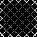 Fabric Textile Cover Icon