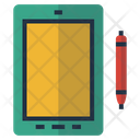 Tablet Tab Device Icon