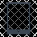 Ipad Reading Tablet Icon