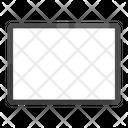 Tablet Computer Gadget Icon