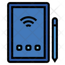 Tablet Internet Of Things Iot Icon