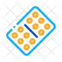 Tablet Plate Aid Icon