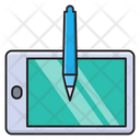 Tablet Pen Device Icon