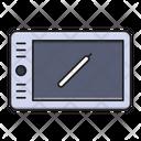 Tablet Pen Drive Icon