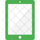 Tablet Mobile Touchscreen Icon