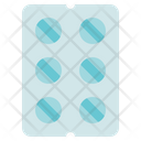Pharmacy Pills Tablet Icon