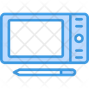 Drawing Tablet Monitor Icon