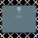 Tablet Pad Rear Icon