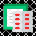 Tablet Medicine Clinic Icon