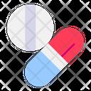 Tablet Pills Medicine Icon