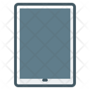 Tablet Screen Display Icon