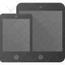 Tablet Mobile Responsive Icon