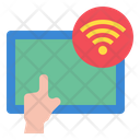 Tablet Technology Wifi Icon
