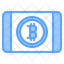 Tablet Bank Digital Icon