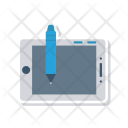Tablet Stick Device Icon