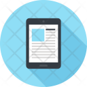 Tablet News Read Icon
