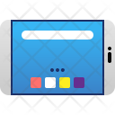 Android Tablet Device Icon