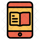 Tablet Book Icon