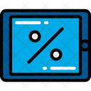 Tablet Discount Icon
