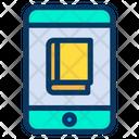 Tablet Ebook Icon