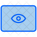 Tablet Retina Screen Icon