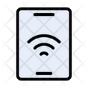 Tablet Signal Icon
