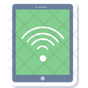 Tablet Wifi Internet Icon
