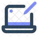 Tablet Workstation Icon