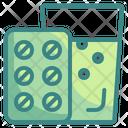 Tablets Medication Pharmacy Icon