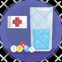 Pharmacy Medicine Tablets Icon