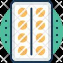 Prescribed Medicine Dose Icon