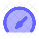 Tachometer Gauge Meter Icon