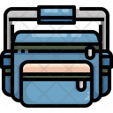 Tackle Bag Travelling Bag Backpack Icon