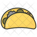 Tacos Tortilla Tacos Mexican Dish Icon