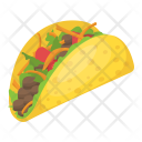 Tacos Tortilla Mexican Icon