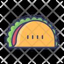Tachos Food Fast Food Icon