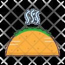 Tacos Snack Mexican Icon