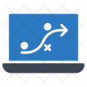 Tactic Strategy Planning Icon