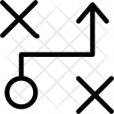 Tactic Chess Game Icon