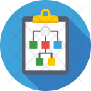 Tactic Strategy Plan Icon