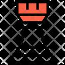 Stretagy Tactical Strategic Icon
