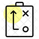 Tactical Planning Plan Icon