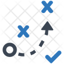 Tactical Path Business Businessman Icon