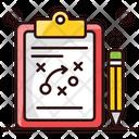 Tactical Plan Planning Analytics Icon