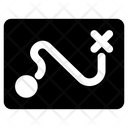 Tactical Plan Planning Strategy Game Planning Icon