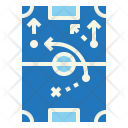 Tactics Board Competition Icon