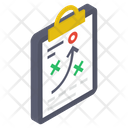 Tactics And Strategy Icon