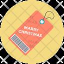 Tag Label Christmas Icon